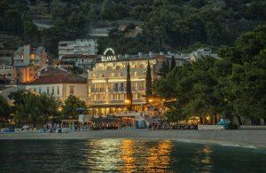 Eladó horvátországi szálloda
