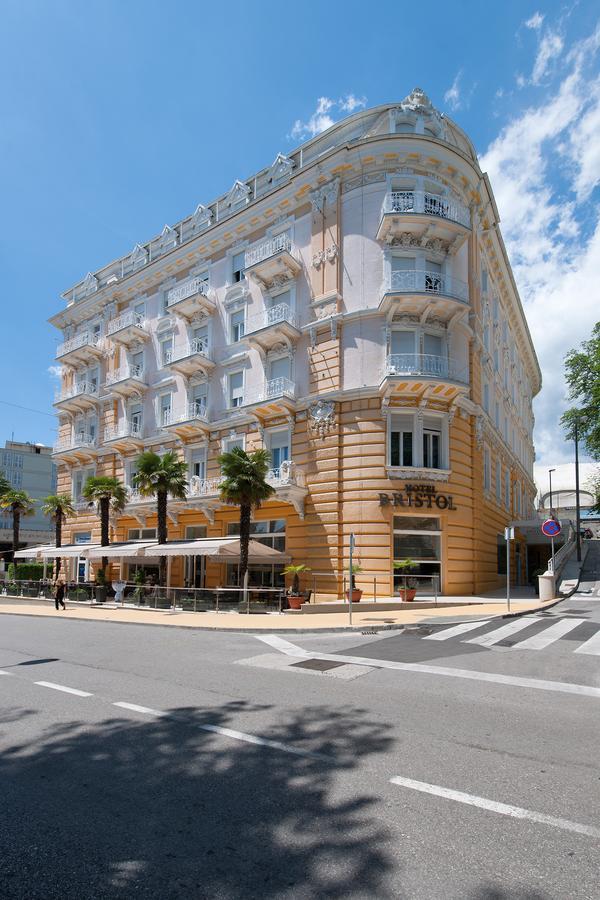 4 csillagos szálloda Opatija