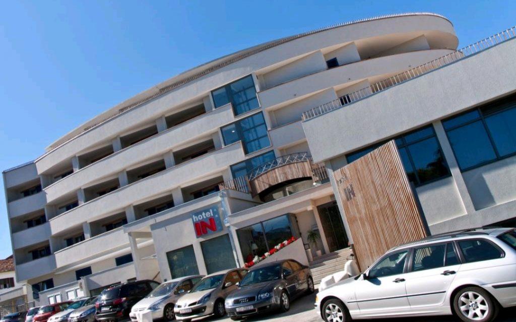 Zadar melletti szálloda eladó