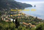 Nyugat-Korfun apartmanház 225.000 EUR