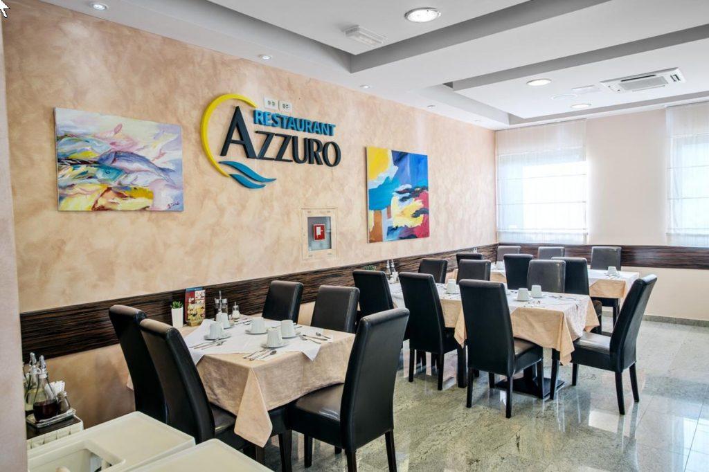 Makarska riviérán 4 csillagos szálloda eladó
