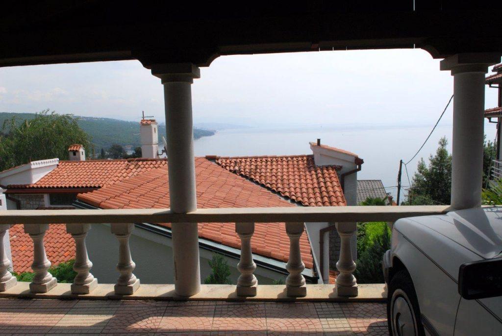 Eladó Villa Opatija kilátással